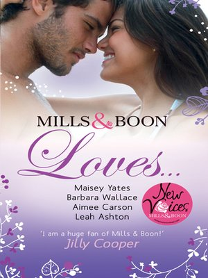 cover image of Mills & Boon Loves...